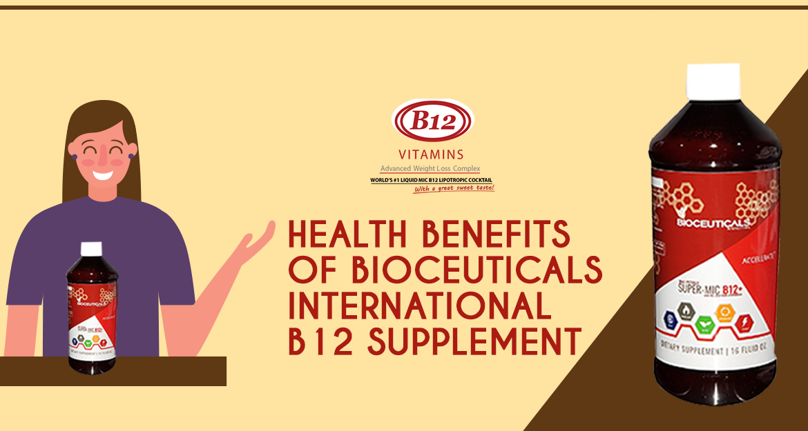 Health Benefits of Super MIC B12 Supplement