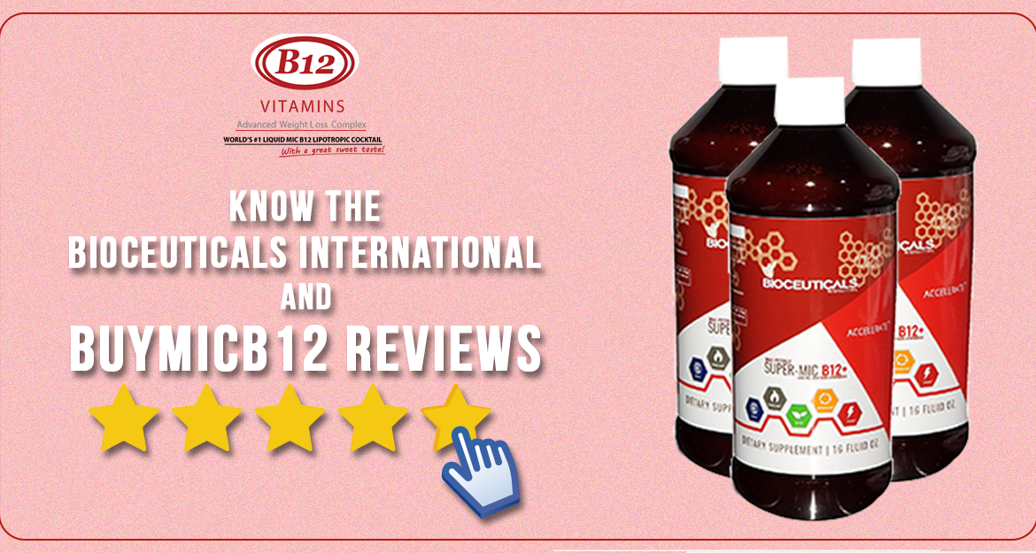 Know About B12 Lipotropic Shots and Super MIC B12 Reviews